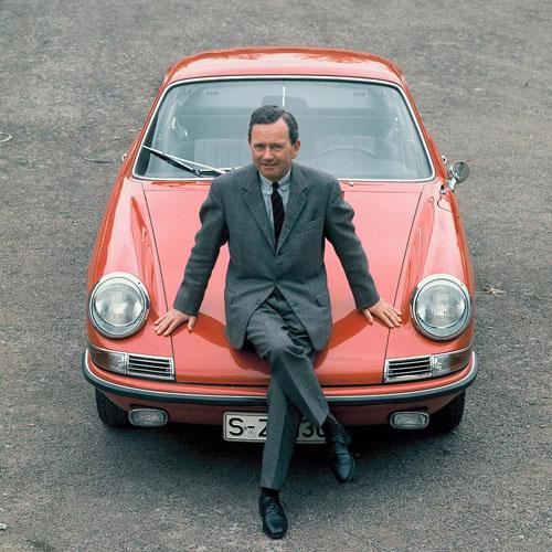 Ferry Porsche   Biographie et histoire